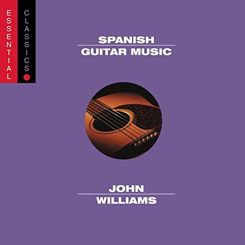 John Williams Spanish Guitar Music Williams*john
