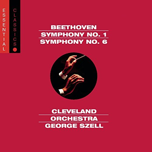 Ludwig Van Beethoven Symphony No. 1 & 6 Szell Cleveland Orch