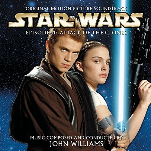 John Williams Star Wars Episode Ii Attack O Music By John Williams 4 Collectible Covers