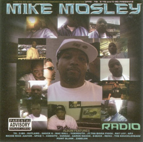 Mike Mosley Mike Mosley Radio Explicit Version