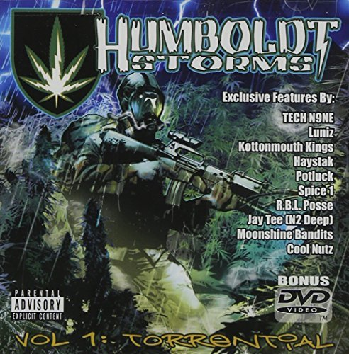Humboldt Storms Vol. 1 Torrential Explicit Version