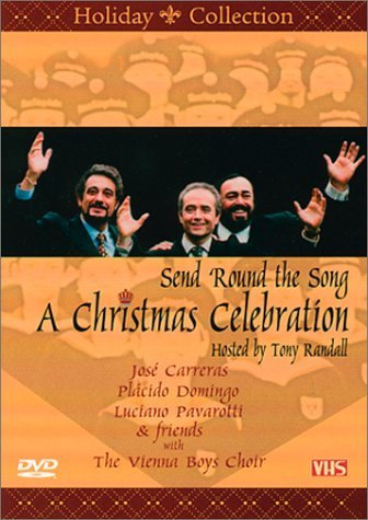 Carreras Domingo Pavarotti Send Round The Song A Christma Clr Nr