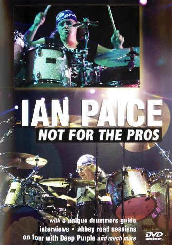 Ian Paice Not For The Pros Nr