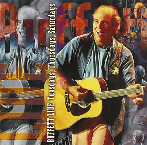 Jimmy Buffett Live Tuesdays Thursdays Saturd Enhanced CD Hdcd