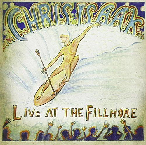 Chris Isaak Live At The Fillmore