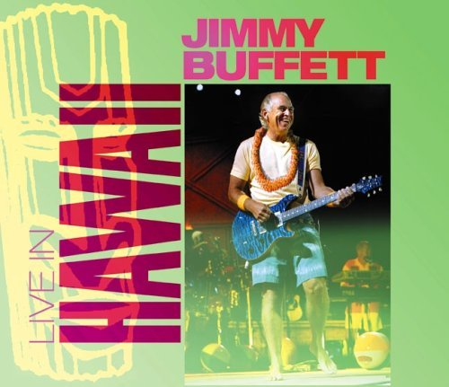 Jimmy Buffett Live In Hawaii 2 CD Incl. DVD