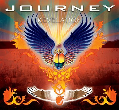 Journey Revelation Wal Mart Exclusive 2cd DVD