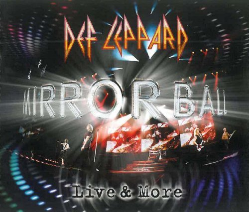 Def Leppard Mirrorball Live & More 2 CD