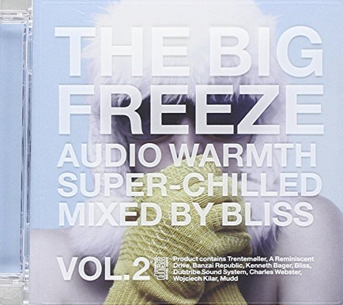 Big Freeze Vol. 2 Big Freeze Import Eu 2 CD Set