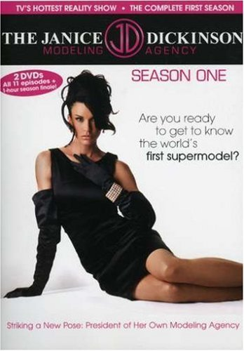 Janice Dickinson Modeling Agen Season 1 2 DVD Set