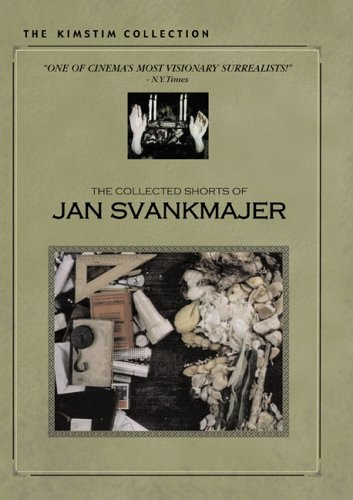 Collected Shorts Of Jan Svankm Collected Shorts Of Jan Svankm Nr 2 DVD