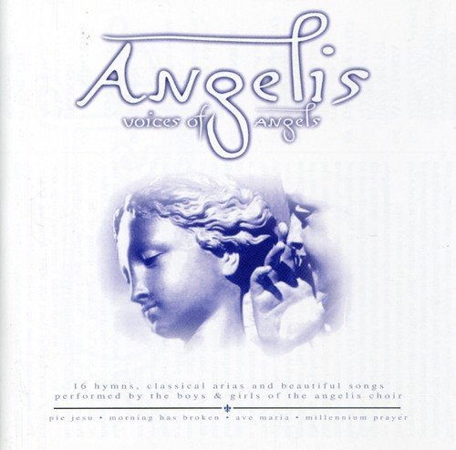 Angelis Voices Of Angels Import Gbr