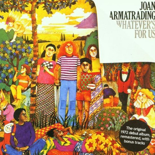 Joan Armatrading Whatever's For Us Import Gbr