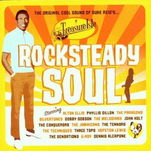 Rocksteady Soul Original Cool Rocksteady Soul Original Cool Import Gbr Dillon Paragons Dobson