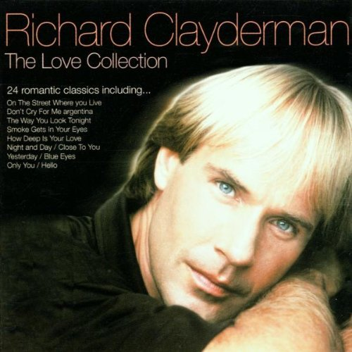 Richard Clayderman Love Collection Import Gbr