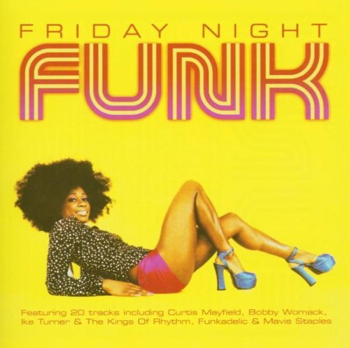 Friday Night Funk Friday Night Funk Import Gbr