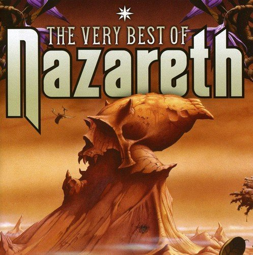Nazareth Very Best Of Nazareth Import Gbr