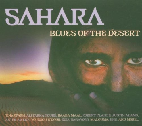 Sahara Blues Of The Desert Sahara Blues Of The Desert Import Gbr 2 CD Set