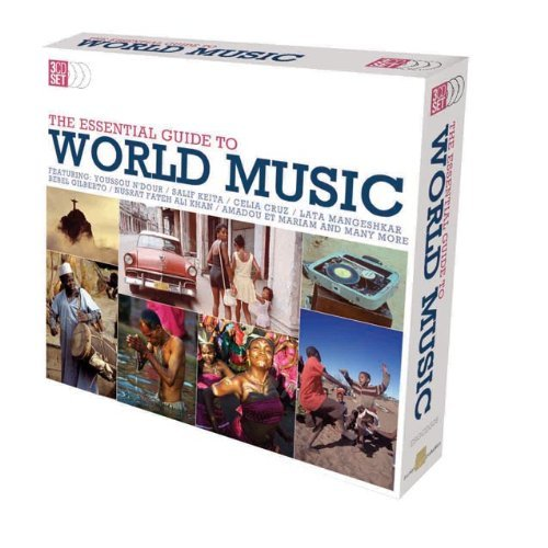 Essential Guide To World Music Import Gbr 3 CD Set