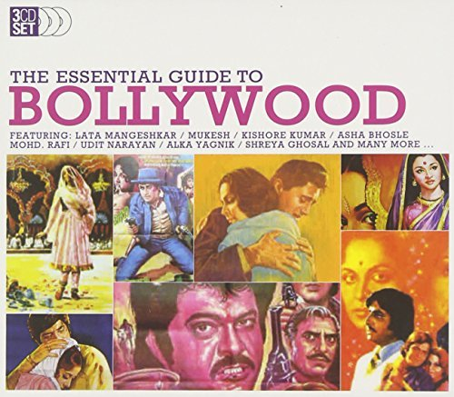 Essential Guide To Bollywood Import Gbr 3 CD Set