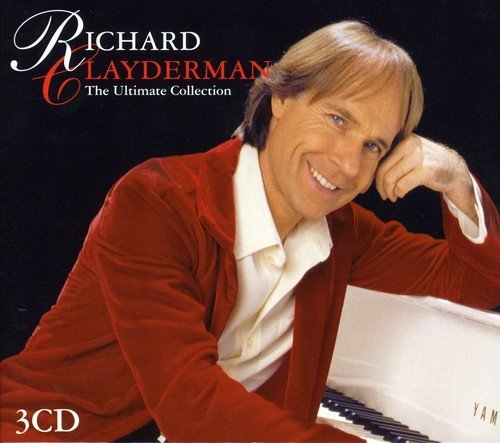 Clayderman Richard Ultimate Collection Import Gbr 3 CD