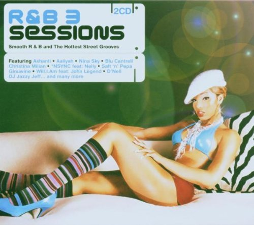 R&b 3 Sessions R&b 3 Sessions Import Gbr 2 CD Set