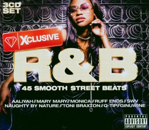 Xclusive R&b Xclusive R&b Import Gbr 3 CD Set
