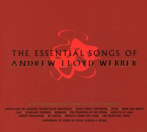 Essential Songs Of Andrew Lloy Essential Songs Of Andrew Lloy Import Gbr 2 CD Set