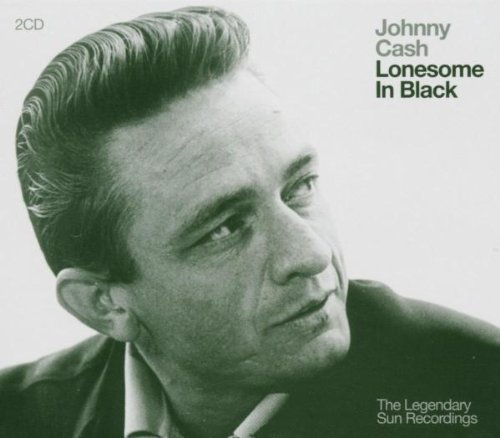 Cash Johnny Lonesome In Black Legendary Su Import Gbr 2 CD Set