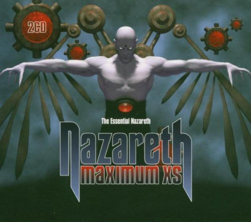 Nazareth Maximum Xs The Essential Nazar Import Gbr 2 CD Set