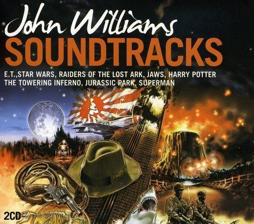 Williams John Soundtracks Import Gbr 2 CD Deluxe Slipcase