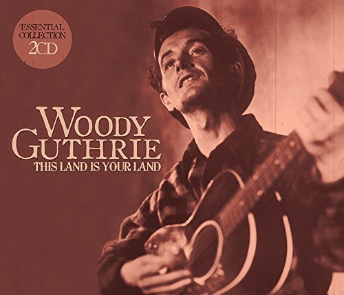 Woody Guthrie This Land Is Your Land Import Gbr 2 CD Digipak