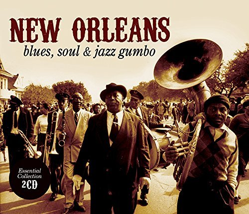 New Orleans Blues Soul & Jazz New Orleans Blues Soul & Jazz Import Gbr 2 CD