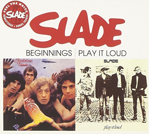Slade Beginnings Play It Loud Import Gbr Plus 2 Bonus Tracks