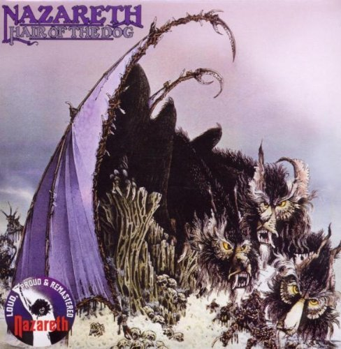 Nazareth Hair Of The Dog Import Gbr Incl. Bonus Tracks