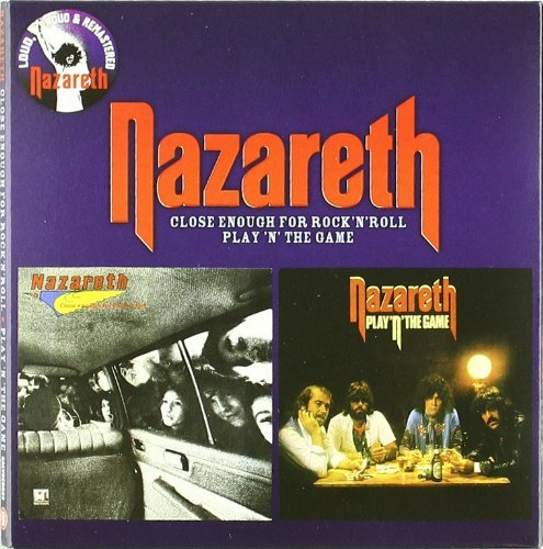 Nazareth Close Enough For Rock 'n' Roll Import Gbr
