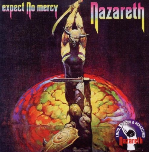 Nazareth Expect No Mercy Import Gbr