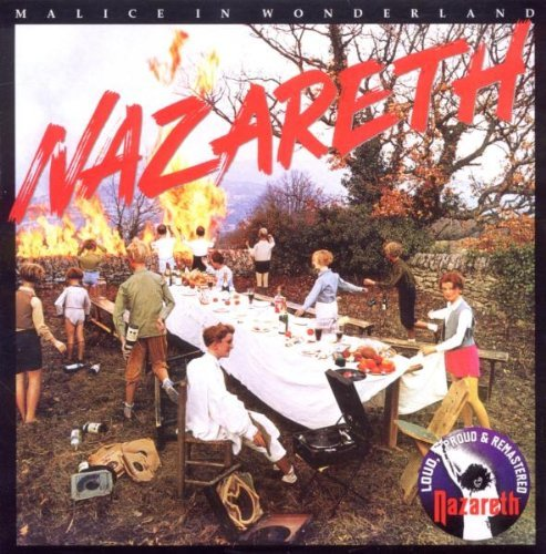 Nazareth Malice In Wonderland Import Gbr