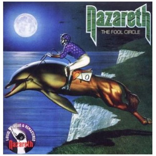 Nazareth Fool Circle Import Gbr