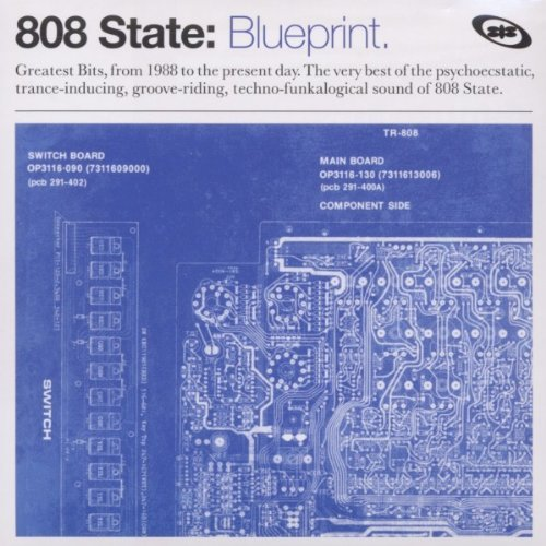 808 State Blueprint Best Of Import Gbr