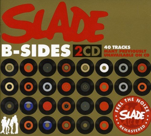 Slade B Sides Import Gbr 2 CD Set
