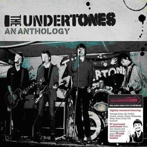 Undertones Anthology Import Gbr 2 CD Set