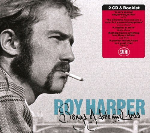 Roy Harper Songs Of Love & Loss Import Gbr 2 CD Digipak