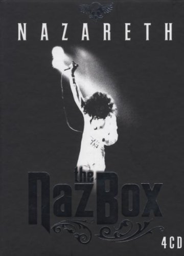 Nazareth Naz Box Import Gbr 4 CD