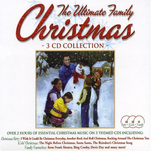 Ultimate Family Christmas Ultimate Family Christmas Import Gbr 3 CD