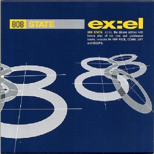 808 State Ex El Import Gbr 2 CD