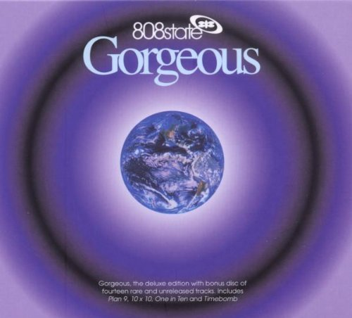 808 State Gorgeous Import Gbr 2 CD Remastered