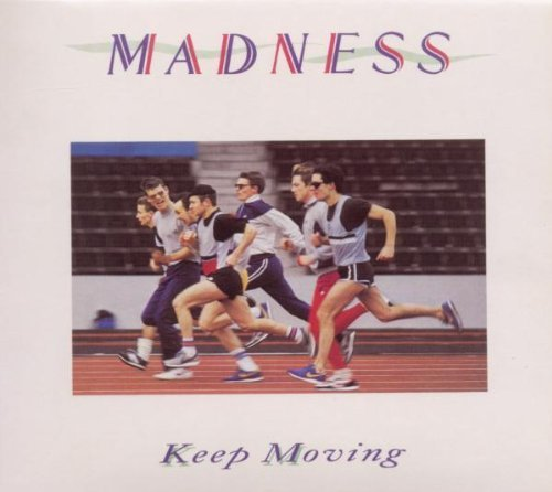 Madness Keep Moving Import Gbr 2 CD Digipak