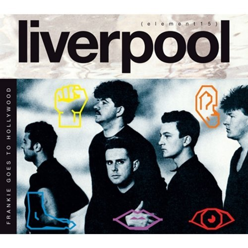 Frankie Goes To Hollywood Liverpool Deluxe Import Gbr 2 CD Remastered