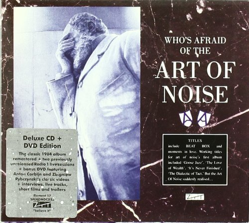 Art Of Noise Who's Afraid Of The Art Of Noi Import Gbr Incl. DVD Pal(0)